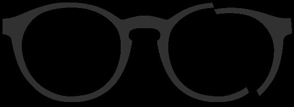 Brille-zerbrochen-symbol